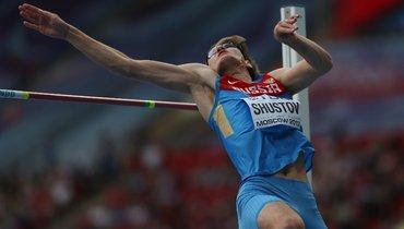 Чемпион Европы 2010 года впрыжках ввысоту Шустов дисквалифицирован на4 года