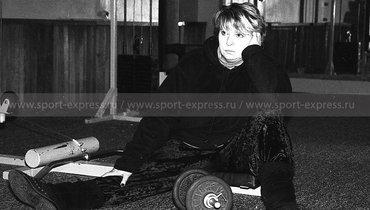 1996 год. Татьяна Тарасова.