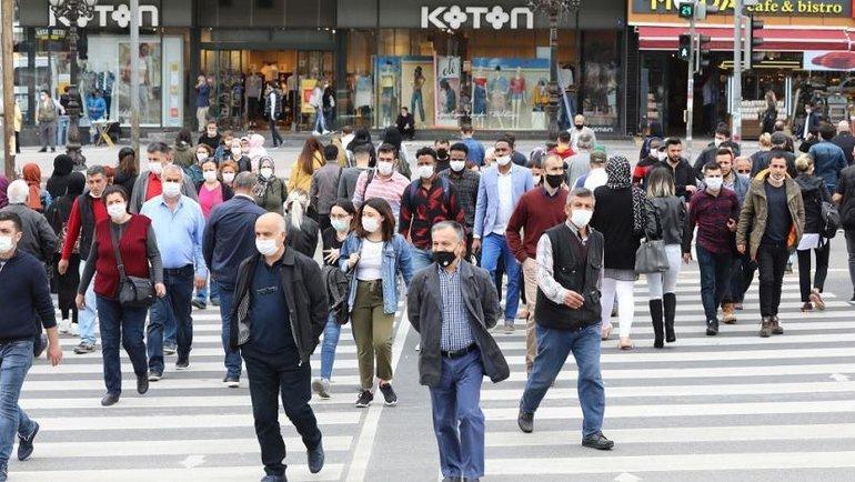 Эпидемия коронавируса вмире. Фото AFP