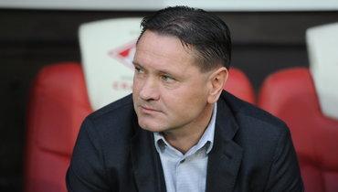 Аленичев ответил наобвинения бывшего спортивного директора «Енисея», который сравнил его сЕфремовым