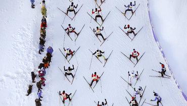 Наприсутствие запрещенных веществ сбудущего сезона начнут проверять нетолько спортсменов, ноиих лыжи.