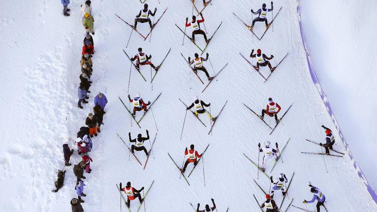 Наприсутствие запрещенных веществ сбудущего сезона начнут проверять нетолько спортсменов, ноиих лыжи. Фото AFP