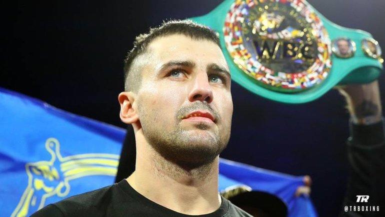 Александр Гвоздик. Фото TR Boxing.