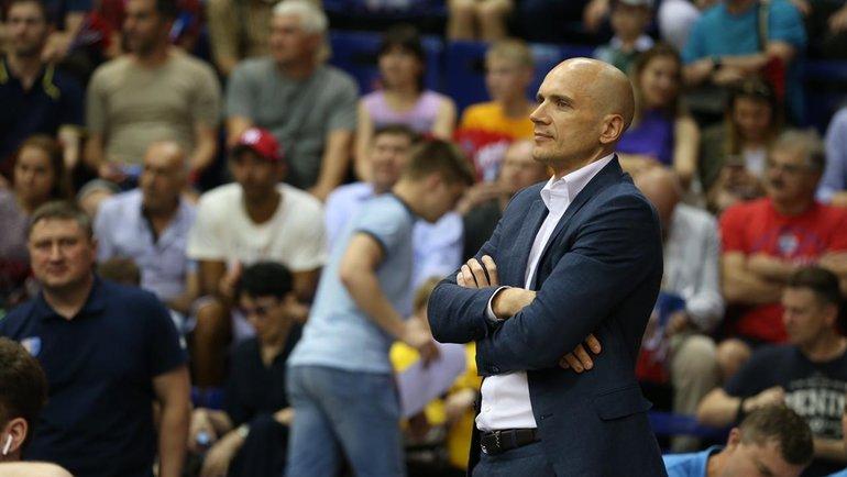 Президент баскетбольного клуба «Химки» Дмитрий Голубков.