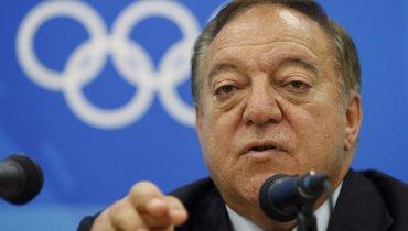 Бах пригрозил IWF исключением тяжелой атлетики изпрограммы Олимпийских игр