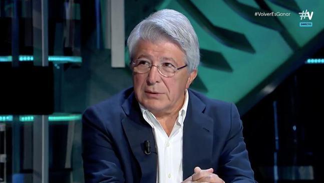 Энрике Сересо. Фото Movistar