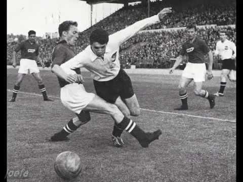 11 июня 1958 года. Австрия - СССР - 0:2. Фото YouTube