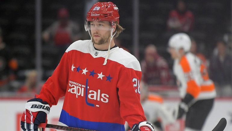 Брэндон Лейпсик станет игроком ЦСКА. Фото The Washington Post