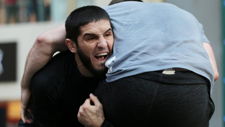 Ислам Махачев. Фото Reuters