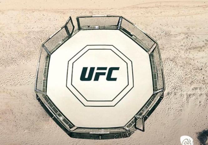 Остров Яс. Фото UFC