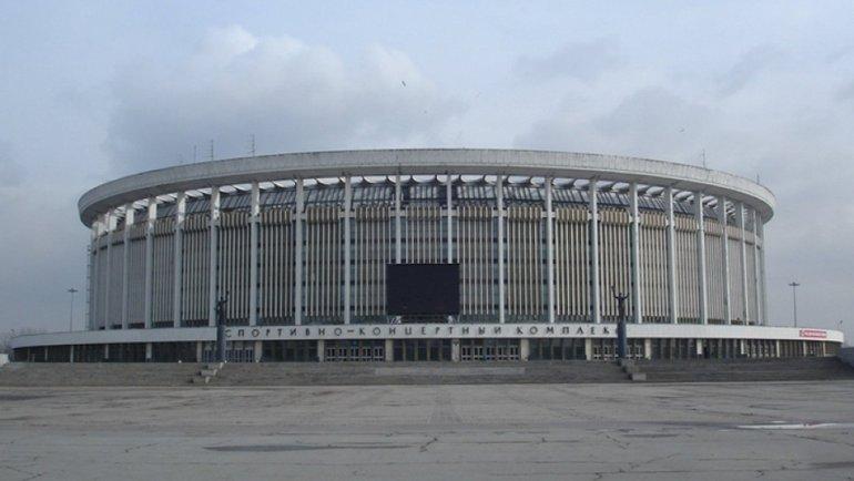 СКК «Петербургский». Фото sobaka.ru.