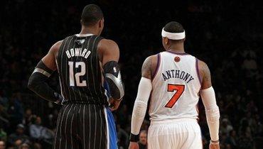 Митчелл, Энтони иХовард обсуждали отказ отучастия внынешнем сезоне НБА