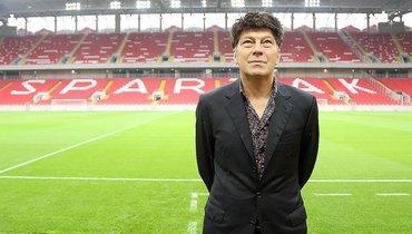 Лучший вратарь мира 1988 года. Ринату Дасаеву— 63