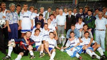 14июня 1995 года. Москва. «Динамо»— «Ротор»— 0:0. Пенальти— 8:7.