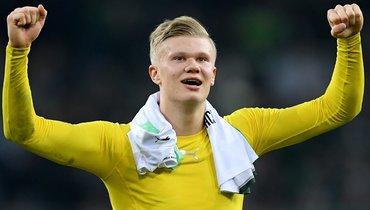 «Боруссия» вырвала победу вматче с «Фортуной» благодаря голу Холанна