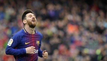 Месси встартовом составе «Барселоны» наматч «Мальоркой»