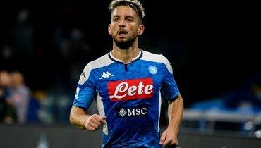 «Наполи» сыграл вничью с «Интером» ивышел вфинал Кубка Италии