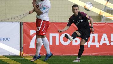 Воспитанник «Спартака» Савичев стал игроком «Чайки»