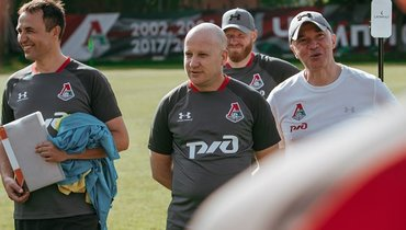 Марко Николич (поцентру). Фото «Локомотив»