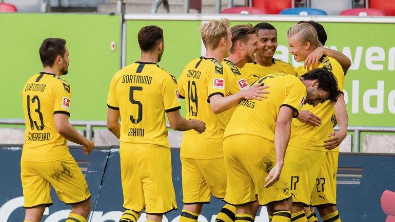 Дортмундская «Боруссия» насвоем поле примет «Майнц». Фото twitter.com/BVB