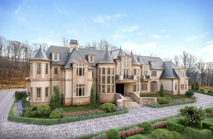 Ковальчук продает особняк вНью-Джерси за16 миллионов долларов. Посмотрите наэтот шикарный дом