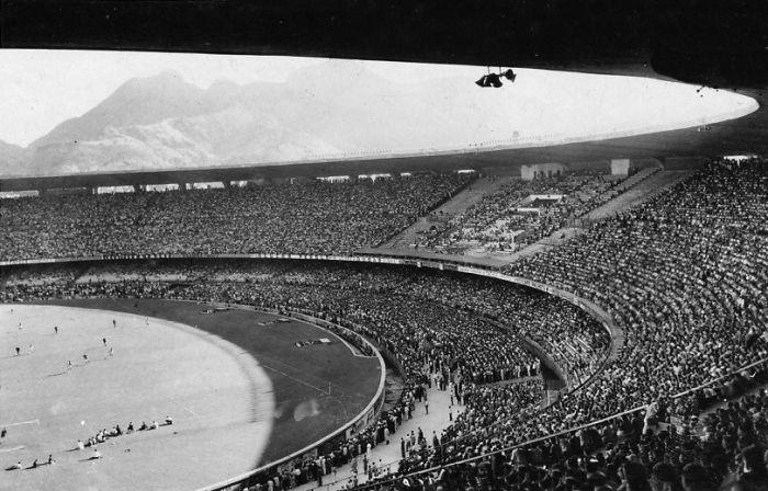 Стадион «Маракана». Фото AFP