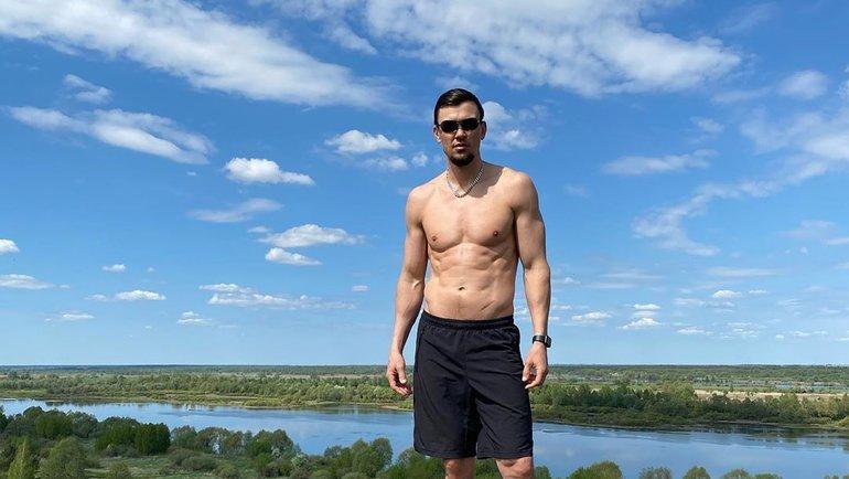 Сергей Федоровцев. Фото Instagram.