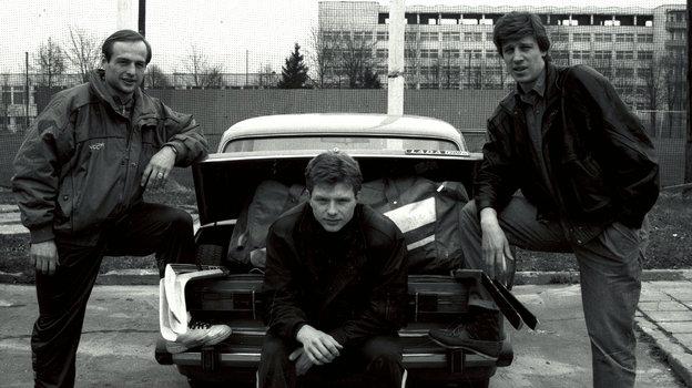 Звезды СССР перед отъездом вАмерику. Как выглядели лучшие хоккеисты страны
