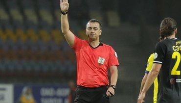 Судей матча БАТЭ— «Шахтер» атаковали после матча. ВБорисове осудили нападение