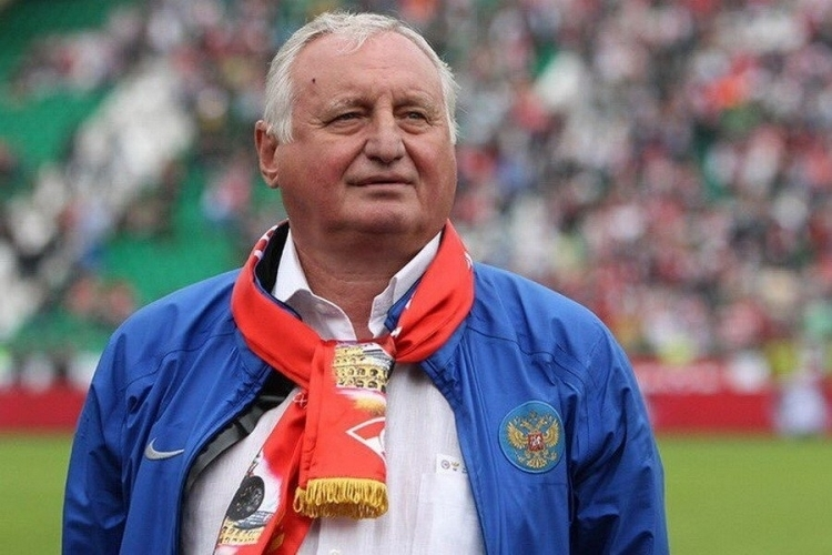 Юрий Гаврилов. Фото ФК «Спартак»