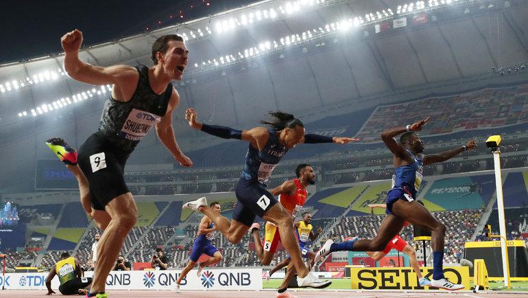 Если до1июля мынезаплатим международной федерации 5 миллионов долларов, все российские легкоатлеты потеряют право выступать намеждународных соревнованиях даже внейтральном статусе. Фото Reuters