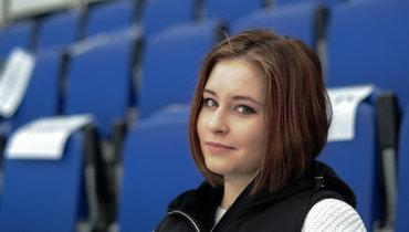 Чемпионка Сочи Юлия Липницкая станет мамой. Ребенок должен родиться вближайшее время
