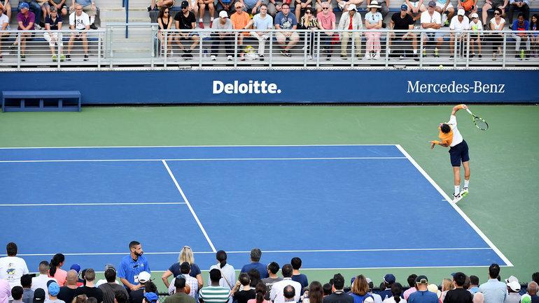 US Open. Фото US Open.