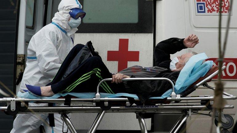 Пандемия коронавируса в России. Фото AFP