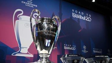 Финал Лиги чемпионов этого сезона, скорее всего, будет перенесен изСтамбула вЛиссабон.