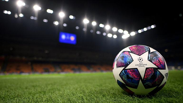 УЕФА проведет жеребьевку «Финала восьми» Лиги чемпионов 10июля. Фото Reuters
