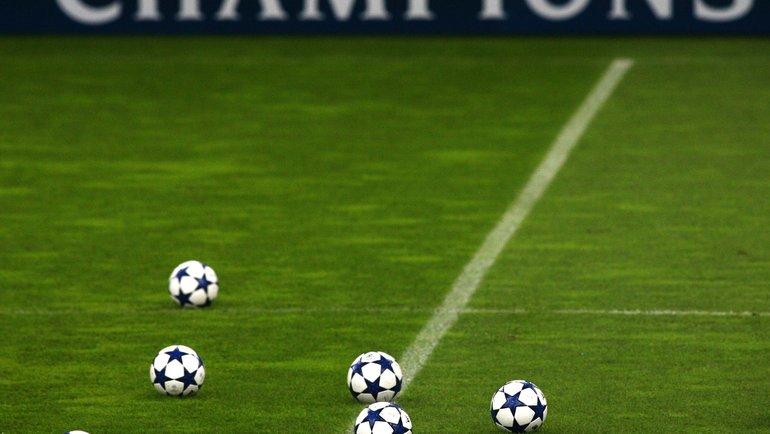 Лига чемпионов: решающие матчи— вЛиссабоне. Фото AFP