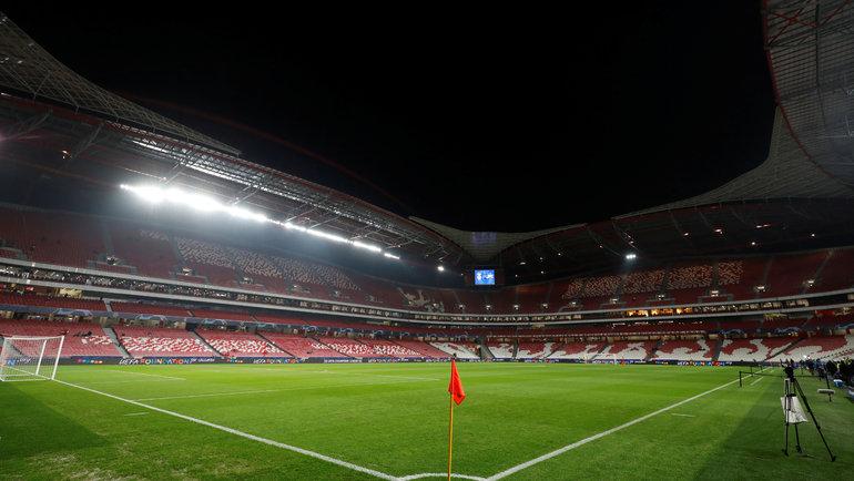 Стадион «даЛуш» вместе с «Жозе Алваладе» станут главными аренами плей-офф Лиги чемпионов-2091/20. Фото Reuters