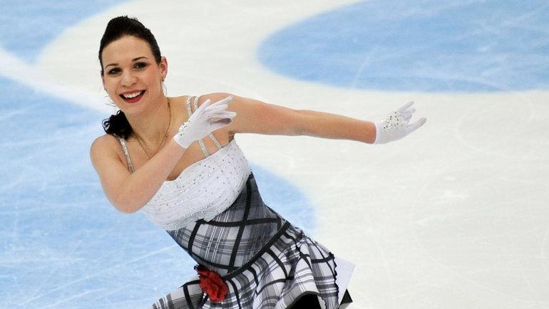 Алена Леонова. Фото Ксения Нуртдинова