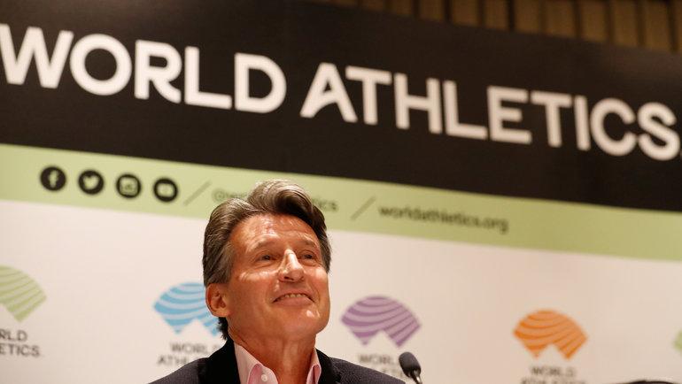 Себастьян Коэ. Фото Reuters