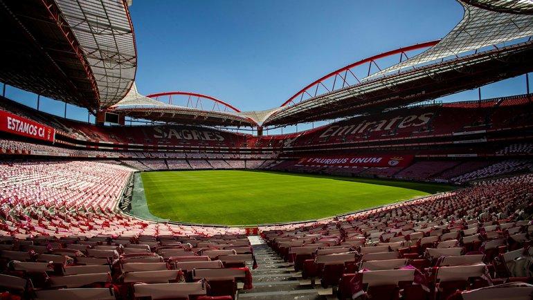 Стадион «даЛуш» примет финал Лиги чемпионов-2091/20. Фото AFP