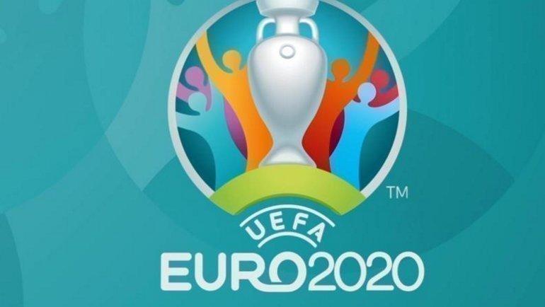 Логотип чемпионата Европы-2020. Фото UEFA