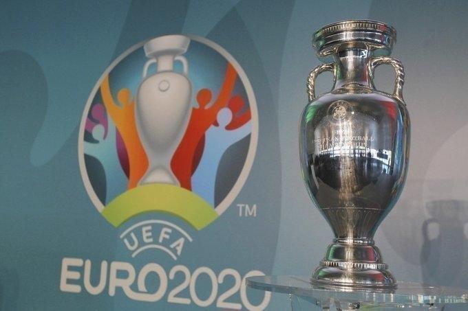 Логотип икубок Евро-2020. Фото UEFA