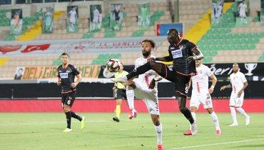 «Аланьяспор» разгромил «Антальяспор» вполуфинале Кубка Турции, Кудряшов отыграл весь матч