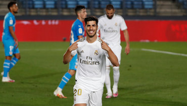 «Реал» разгромил «Валенсию», Черышев сыграл 20 минут