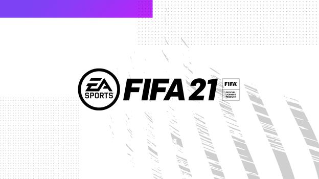 Логотип FIFA 21. Фото EASports