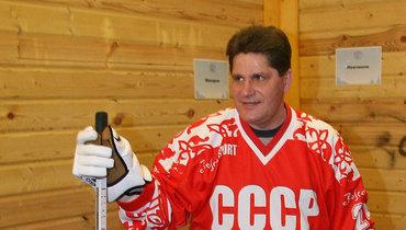 Великий советский форвард, из-за которого НХЛ пришлось менять правила. Сергею Макарову— 62
