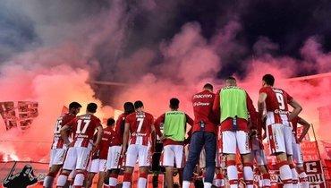 Источник: вЧерногории считают, что новая вспышка коронавируса встране случилась после матча «Партизан»— «Црвена Звезда»