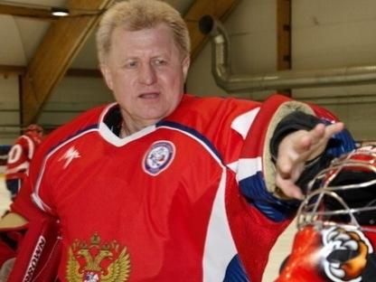 Владимир Мышкин. Фото ФХР.