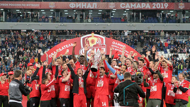 Найдутсяли восеннем календаре даты для матчей Кубка России?